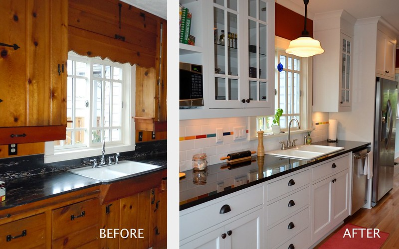 Kitchen Remodel | Before and After